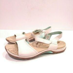 Merrell Ivory Sandals size 10 NWOB
